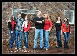 Sunrise Family Photography Gig Harbor
