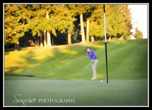 Sports Photography Golf Sunrise Gig Harbor Canterwood (3)