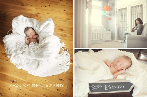 Sunrise Newborn Photography Gig Harbor