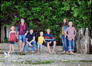 Gig Harbor Photographer Sunrise Photography Family Beach Pictures (2)