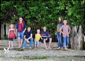 Gig Harbor Photographer Sunrise Photography Family Beach Pictures (2)