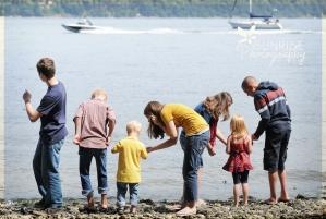 Gig Harbor Photographer Sunrise Photography Family Beach Pictures (3)