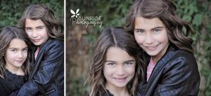 Sunrise Photography Wilkinson Farm Park Family Photographer Gig Harbor Sisters