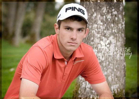 Sunrise Photography Gig Harbor Photographer Lakewood Tacoma Golf Country Club Senior Graduate Sports Scholarship Ping Nike (9)